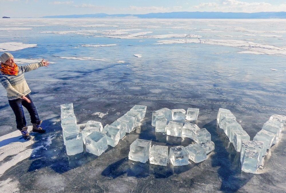 Eisige Grüße aus Sibirien an den WSV 21