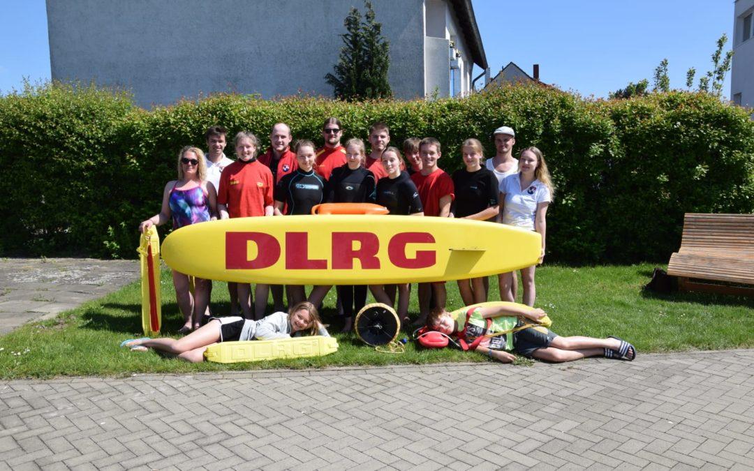 Schwimmaufsicht am Fümmelsee hervorragend aufgestellt – WSV 21 und DLRG arbeiten wieder zusammen