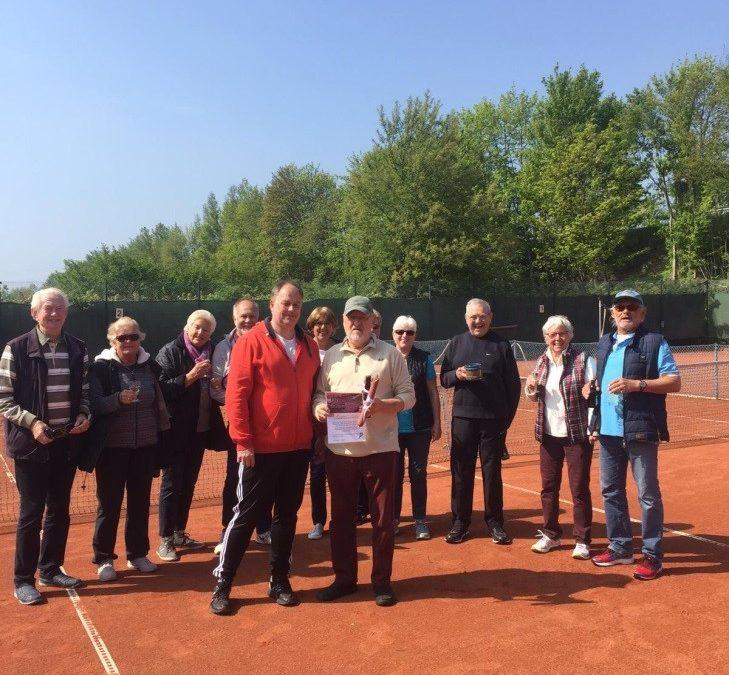 Tennissaisoneröffnung 2019