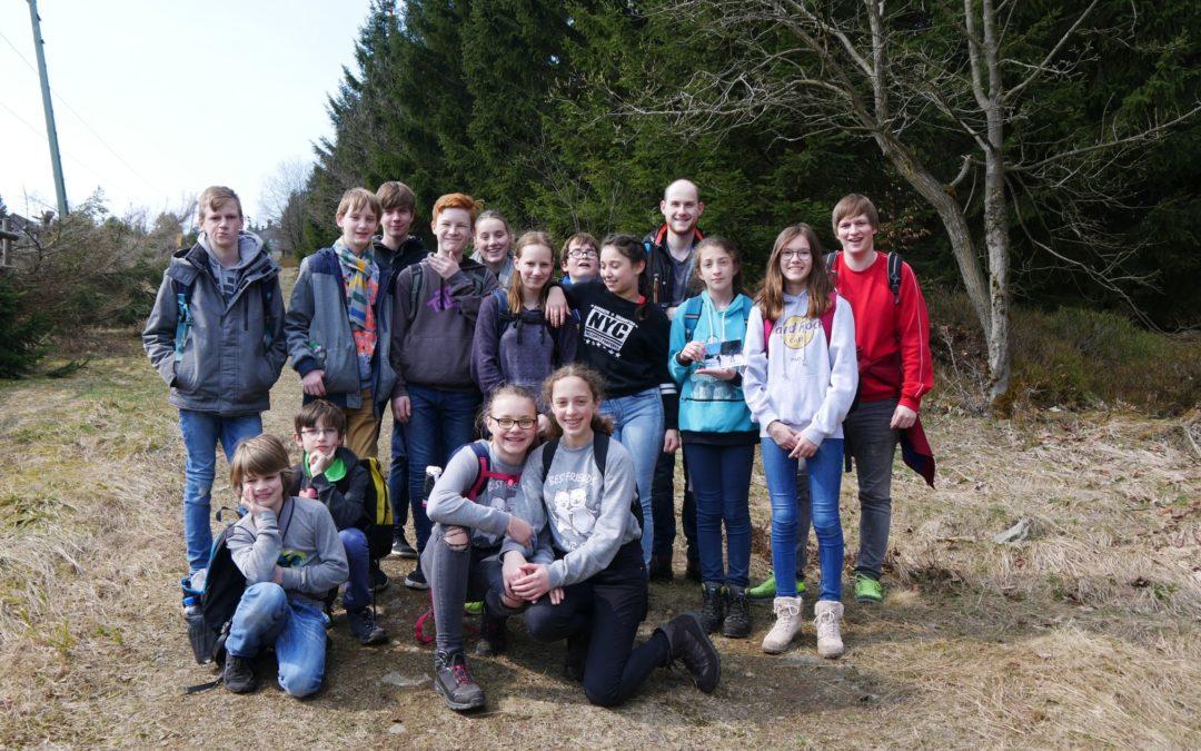 Osterhüttenfahrt 2019