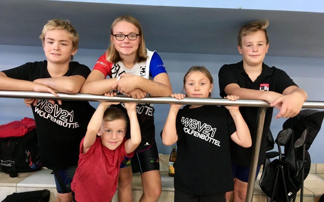 TV Jahn Kurzbahnmeeting Schwimmwettkampf