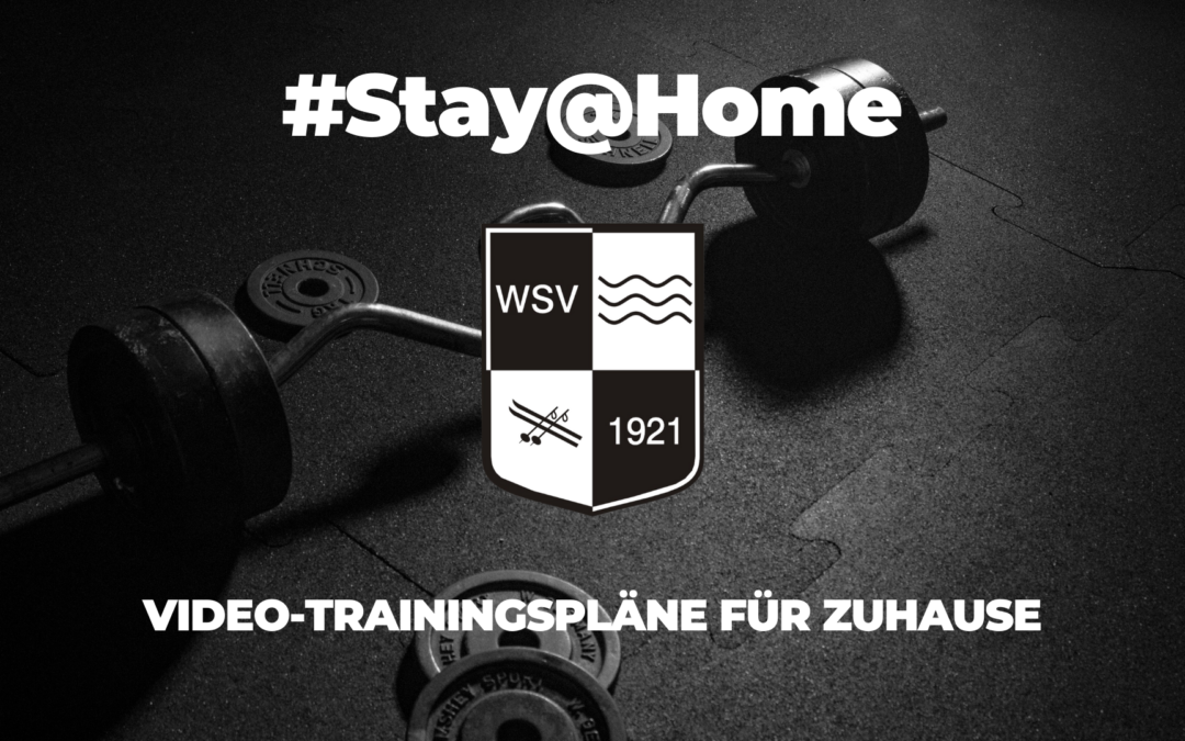 Neues Video im Format #Stay@Home