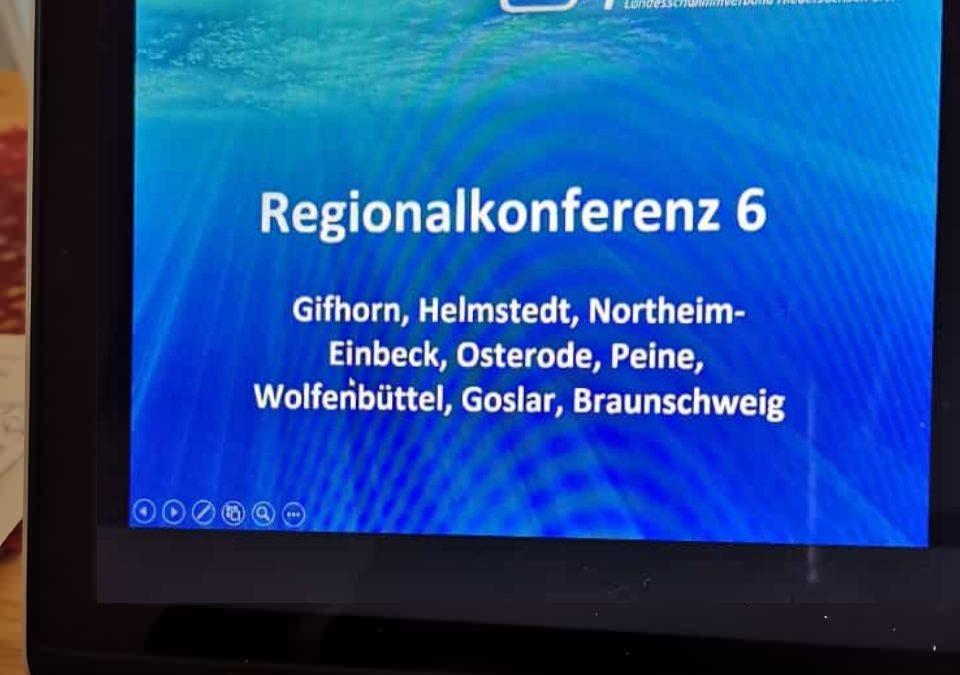LSN Regionalkonferenz mit positiven Impulsen
