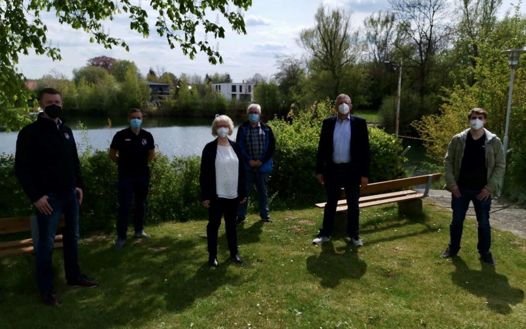 Bezirksschwimmverband Braunschweig zu Gast am Fümmelsee